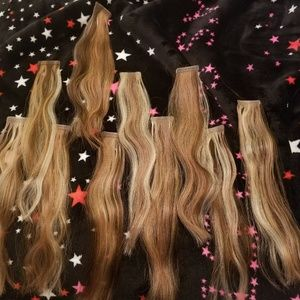 Babe real hair tape in extensions
